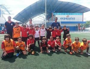 Escolinha do Flamengo - Natal (Foto: Divulgação)