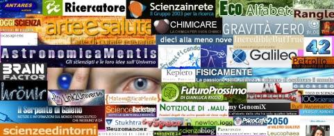 blogosfera scientifica