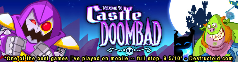 Castle Doombad for iOS