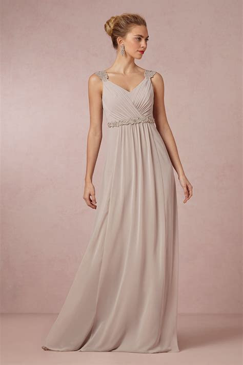 Freya Maxi Dress from BHLDN   The Ultimate Blush/Champagne