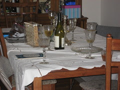 Passover aftermath