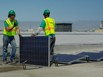 Solar panel installation classes