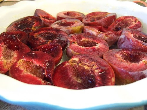 plums -before