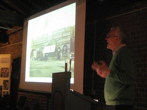 Christian Wolmar - Early South Kensington Tube - Westminster Society Talk