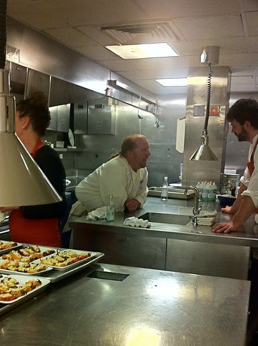 Chef Mario Batali