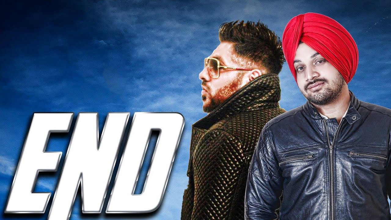 END SONG LYRICS & VIDEO | INDER NAGRA FEAT BADSHAH | LATEST PUNJABI SONG 2014 | SPEED RECORDS
