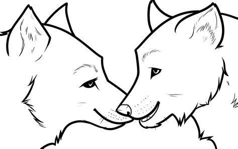 drawing  wolves  love pictures  pin  pinterest