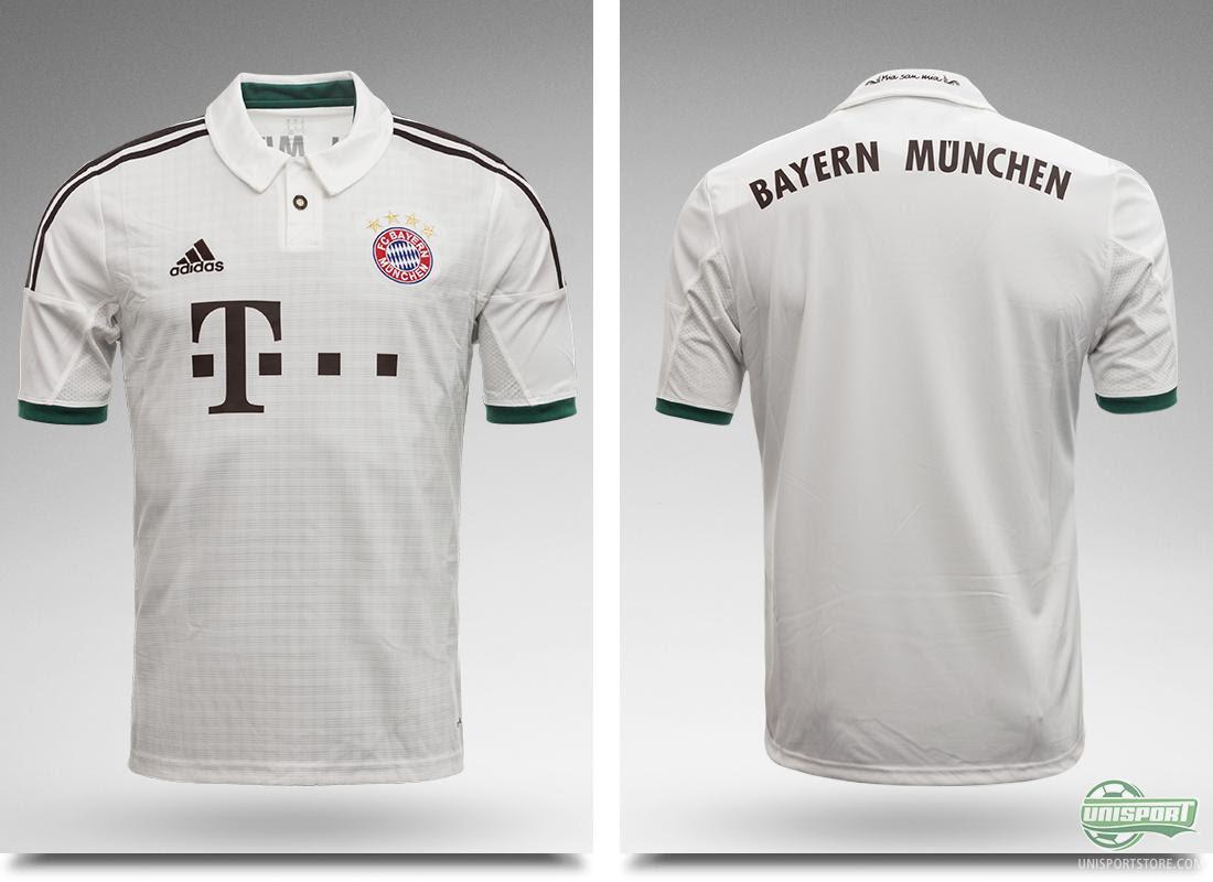 Bayern Munich With A New Oktoberfest Inspired Away Shirt