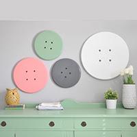 Fancy walls on the cheap: 36 easy, beautiful DIY art ideas ...