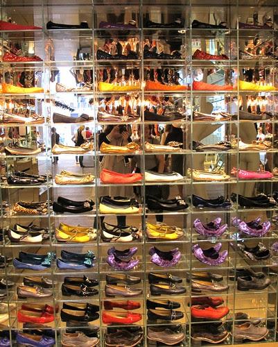 Kurt Geiger shop - Covent Garden, London