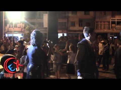 Bozkır Anıt Parkı Halk Konseri - Konyalı Eda Söylüyor 11.07.2012