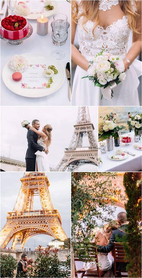 Houseboat Wedding in Paris