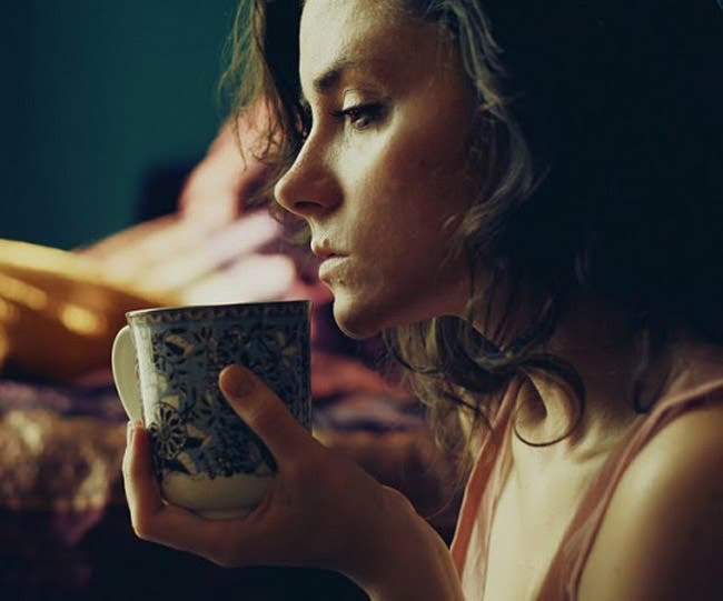 Café contra la depresión