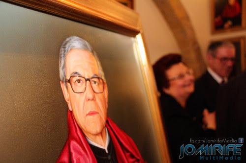 Quadro da Cerimónia de Homenagem a Jorge Sinde Monteiro