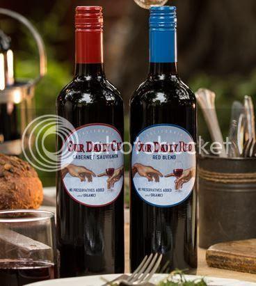 Organic Wine Tasting Event