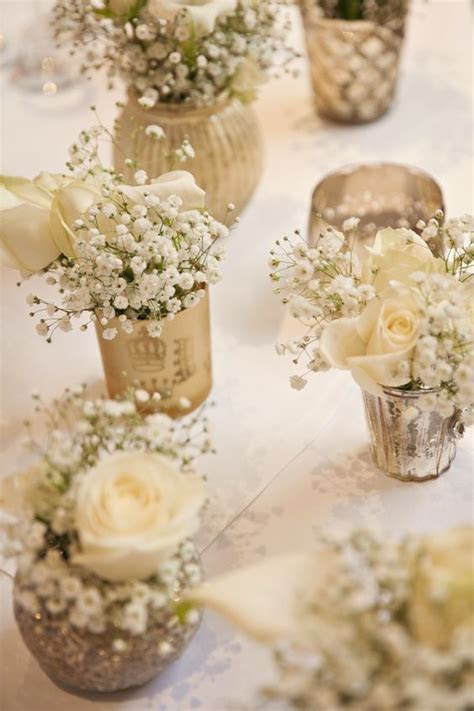 Gold & White Wedding Colour Scheme   Wedding Flair