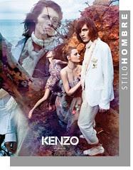 KENZO SPRING SUMMER 2009