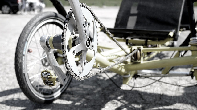 Mill Creek Bike ride