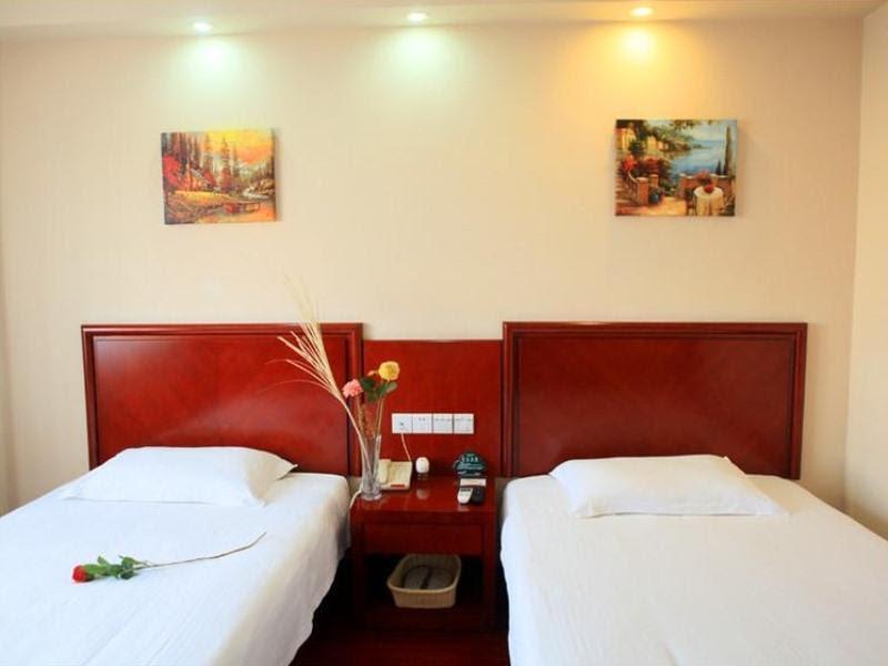 Price GreenTree Inn Dongying Bei'er Road University Of Petroleum Express Hotel
