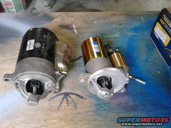 Pmgr 460 Starter The Ford Torino Page Forum