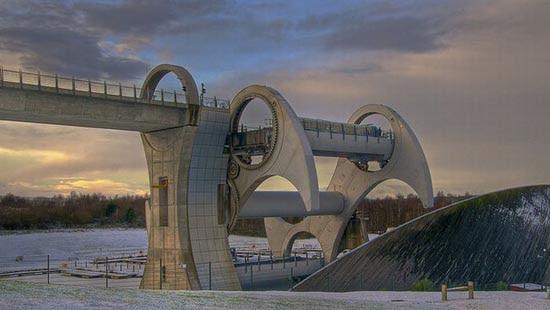 Falkirk Wheel (18)