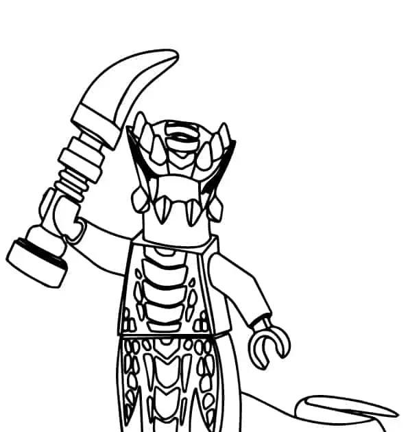 ninjago schlangen ausmalbilder  vorlagen zum ausmalen