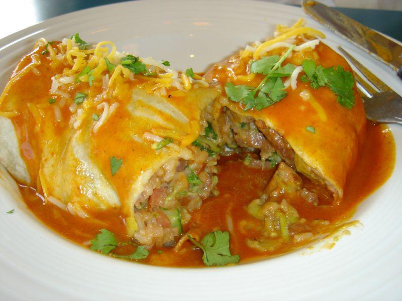 Burrito al Pastor
