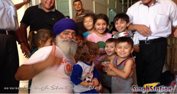 Image result for Khalsa Aid images