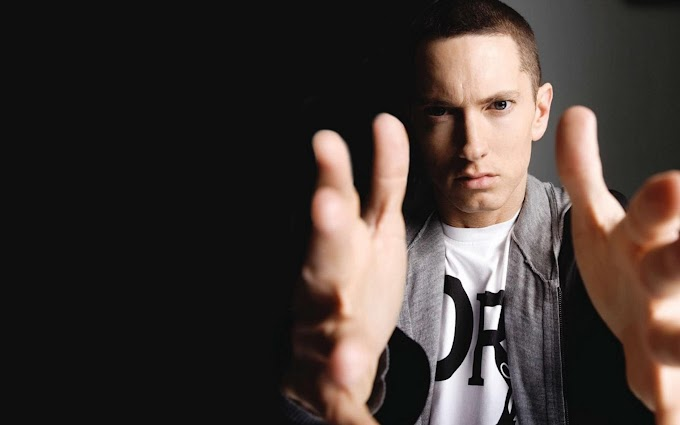 Eminem - Most Awkward, Weird Interview..