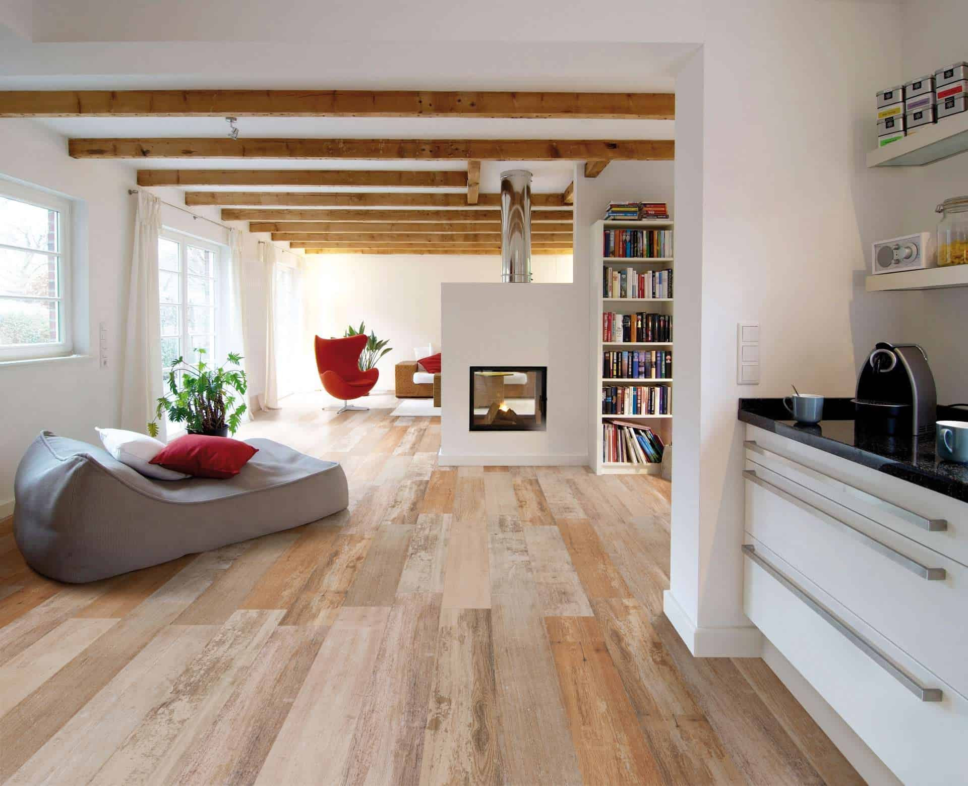 Wood Effect Tiles for Floors and Walls: 30 Nicest ...