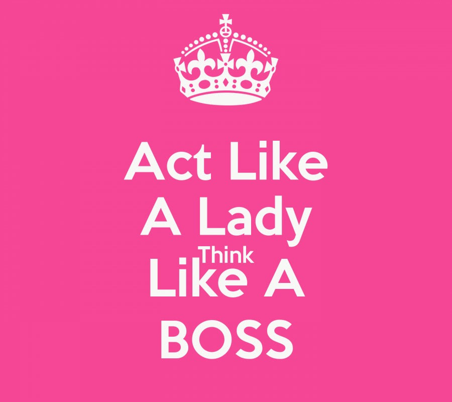 Act Like A Lady Quotes Sayings Act Like A Lady Picture Quotes
