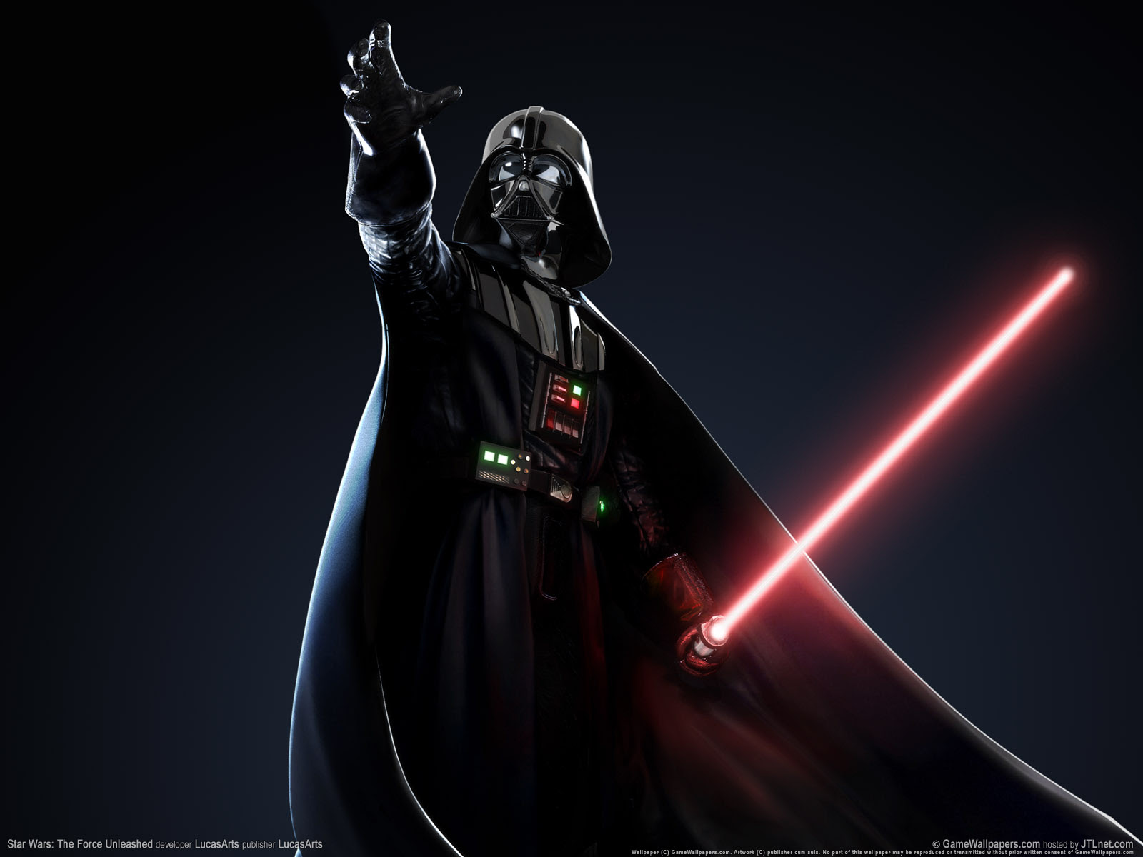 Star Wars The Force Unleashed Wallpapers Wallpaper High