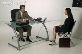 Tes Wawancara, Wawancara Kerja