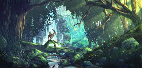 princess mononoke official  wallpapers