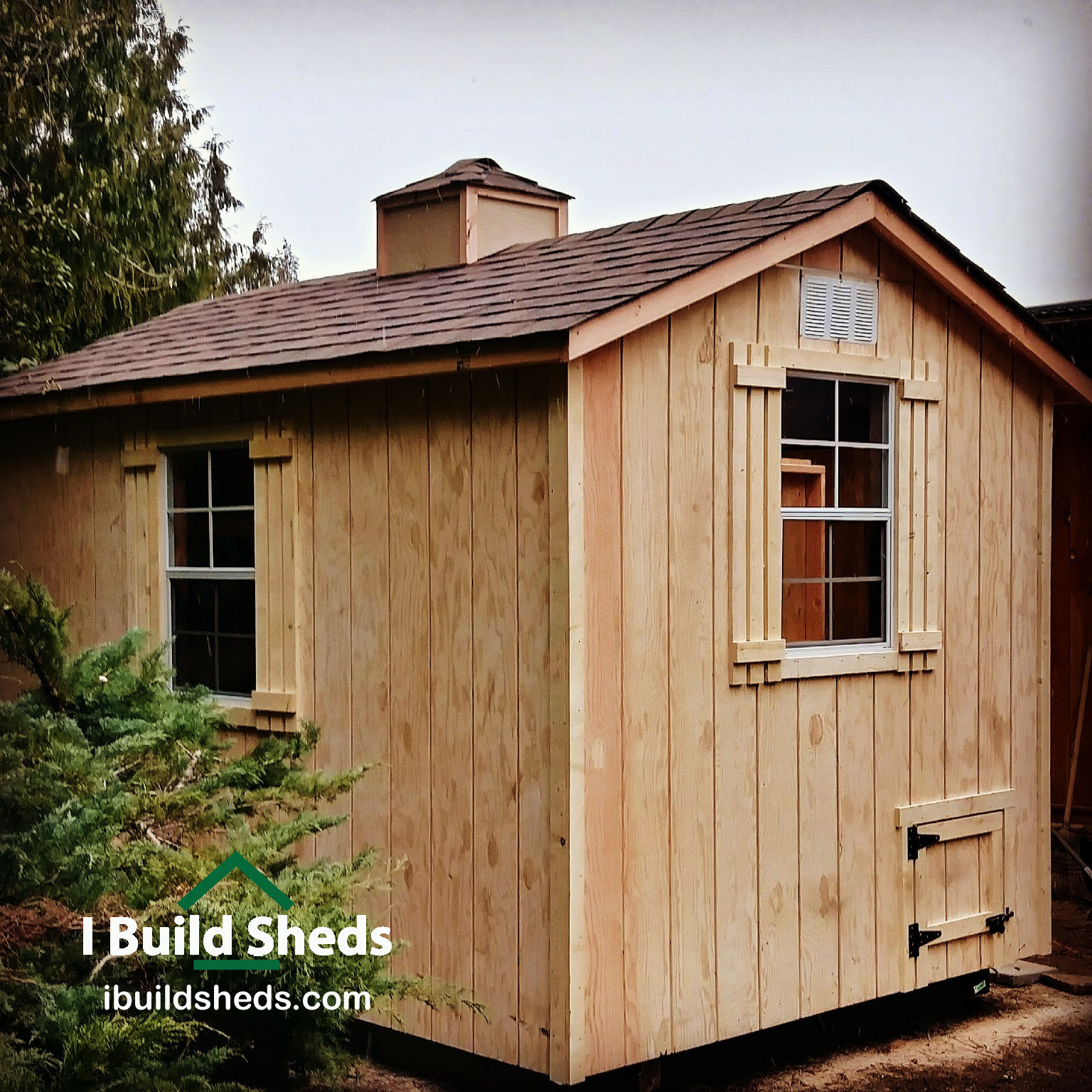 Classic Gable Buildings I Build Sheds