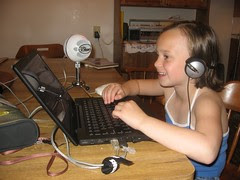 Podcasting at Age Six