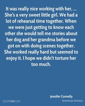 Little Girl And Her Dog Quotes