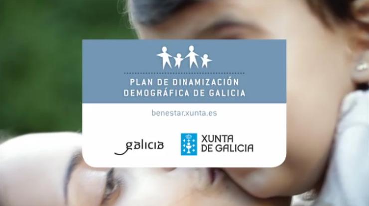 Campaña de dinamización da natalidade da Xunta