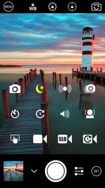 screenshot de ProCam