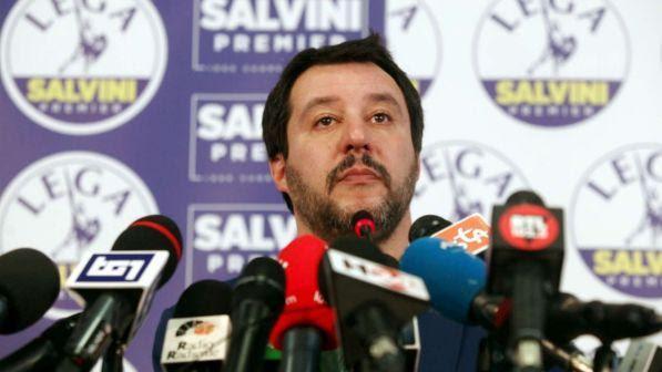 """Salvini, governo con M5S fino a dicembre ma no tecnici. Il premier? """"Ho un nome in mente"""""""
