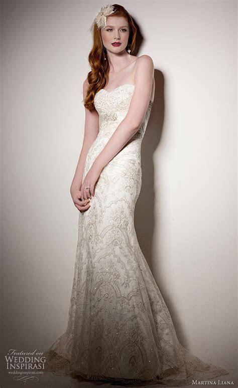 Martina Liana Wedding Dress 2010 2011 Collection   Wedding