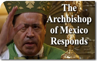 The Archbishop of Mexico Responds to the Demands of a 'Transsexual'