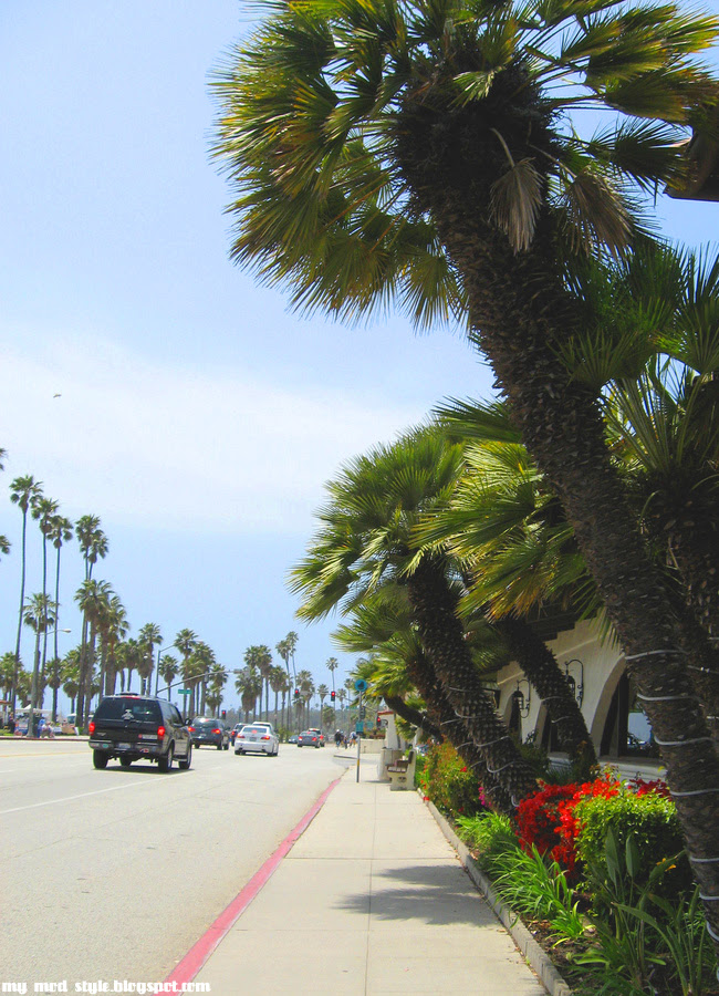 Santa Barbara CA collage 6