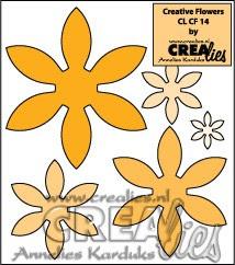 Creative Flowers stans no. 14 / Creative Flowers die no. 14