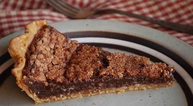 Minnie's Chocolate Pie 1