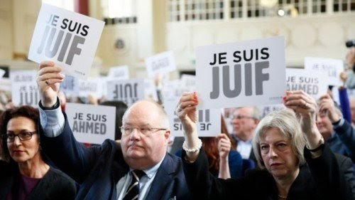 'Je suis Juif' will be the refrain that rings in a new era of protected status