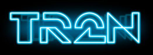 Tron 2 initial logo