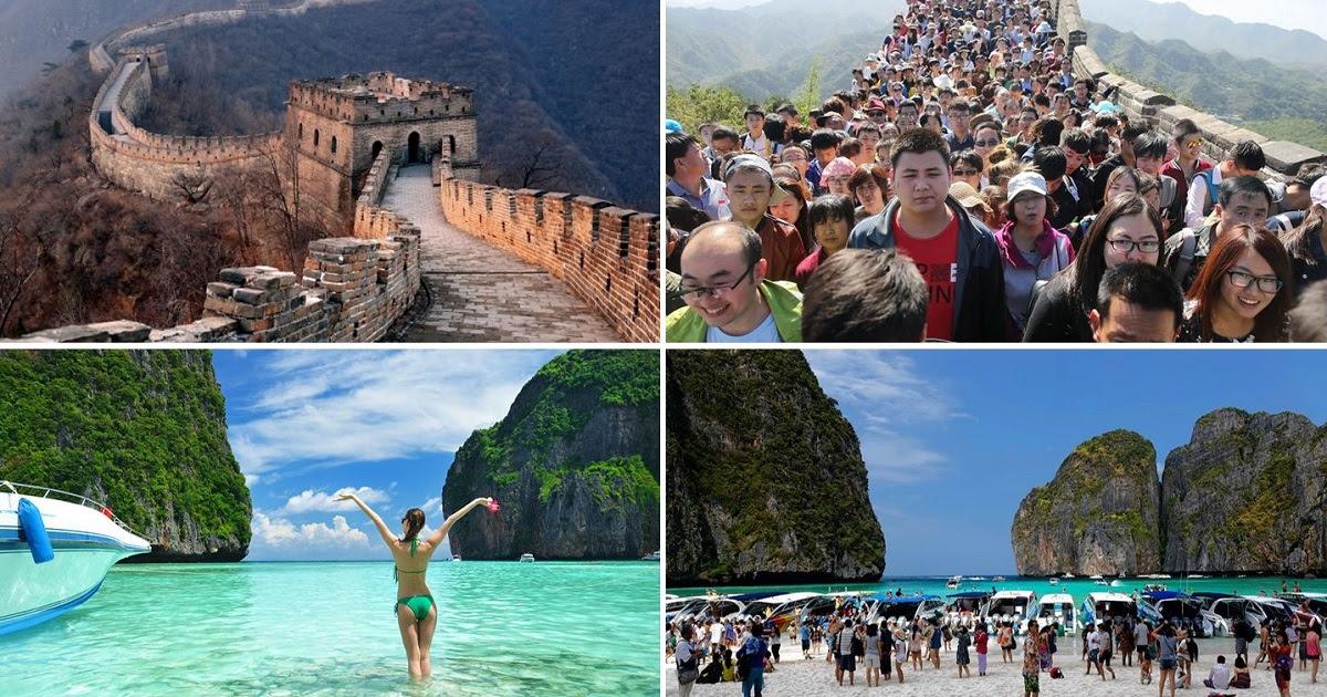 Some Gigantic Travel Letdowns — Steemit
