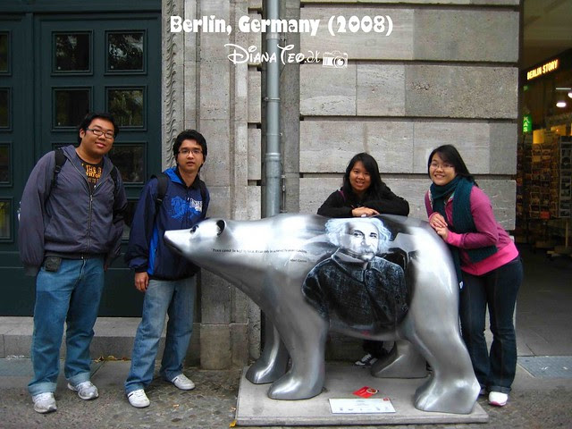 Berlin United Buddy Bears 03
