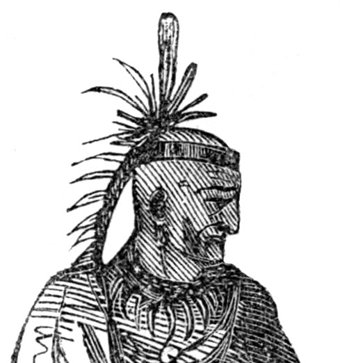 File:1872 Chiefs Cornstalk Logan and Red Eagle from Frosts pictorial history of Indian.jpg